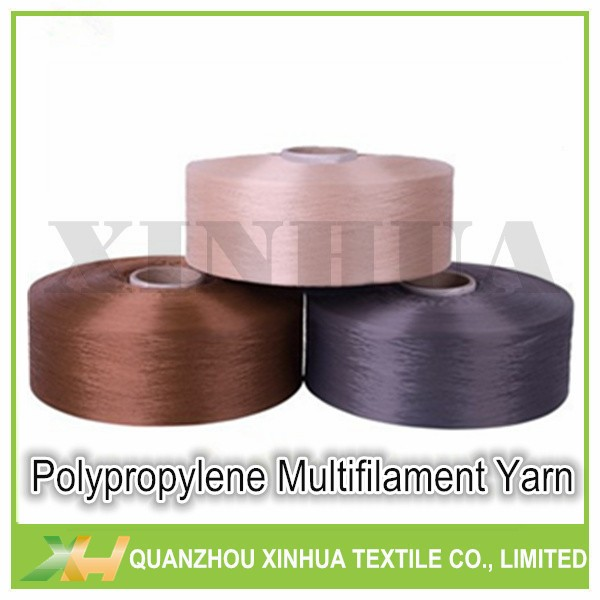 Non-intermingled Polyproylene PP Yarn for Ropes