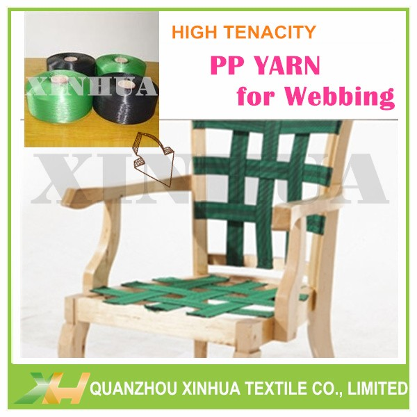 Webbing PP Polyproylene Yarn FDY China Supplier