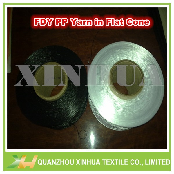 900D Polyproylene Yarn FDY China Manufactuerer