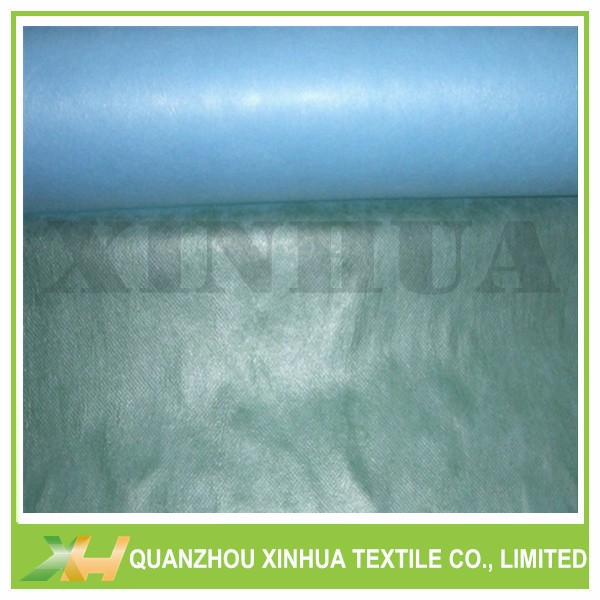 Blue Color PP Spunbond Nonwoven Fabric for Medical