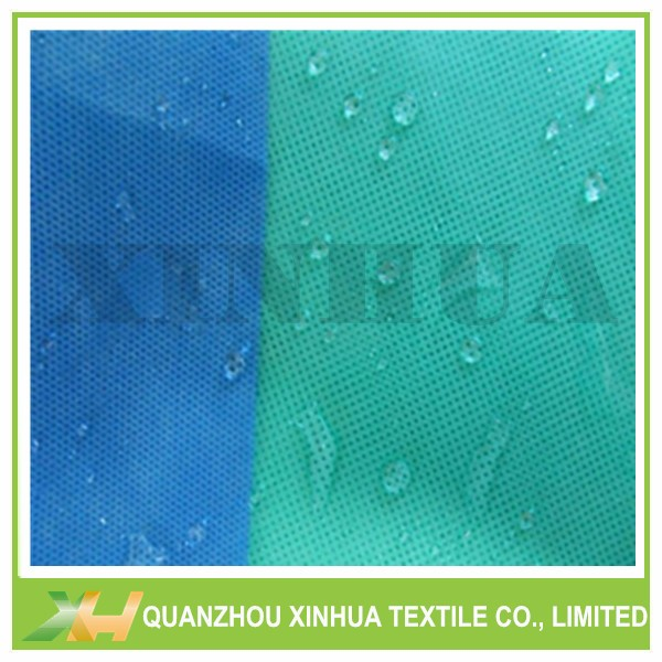 Blue Green PPSB Nonwoven Fabric/ Tnt Spunbond