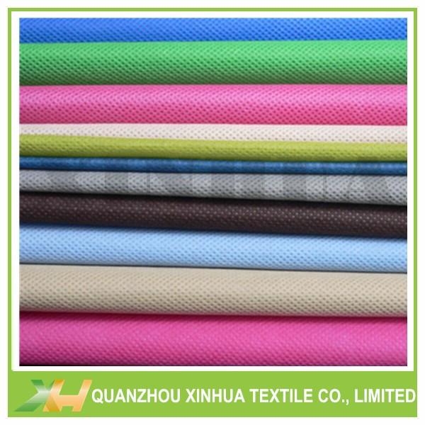 Colorful 100%PP Spunbond Non Woven Farbic