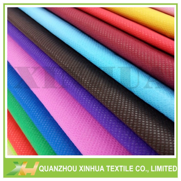 Colorful 45GSM PP Spunbond Nonwoven Fabric for Disposable TNT Tovaglia