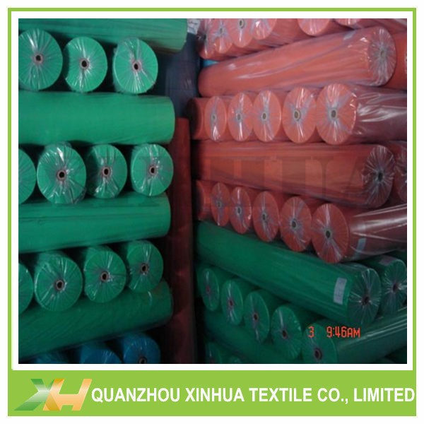Colorful polypropylene spunbond nonwoven fabric roll pp non woven fabric roll