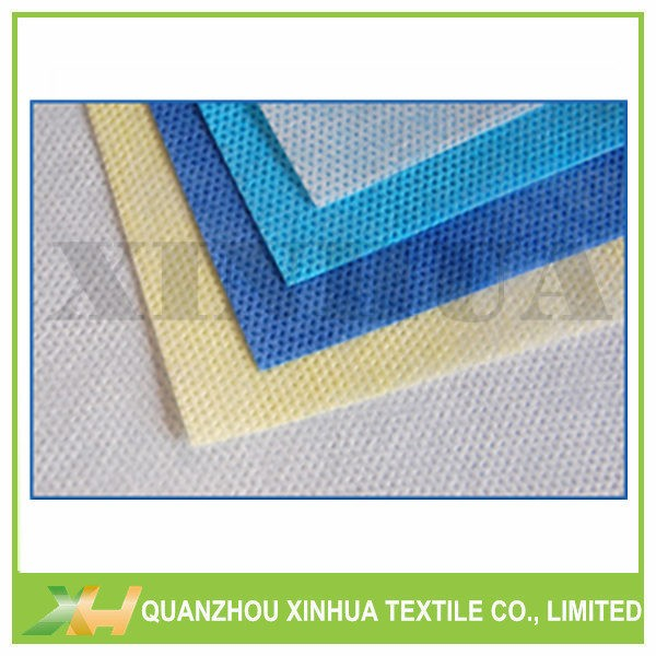 Diamond Dot or Sesame Dot PP Nonwoven TNT Nonwoven