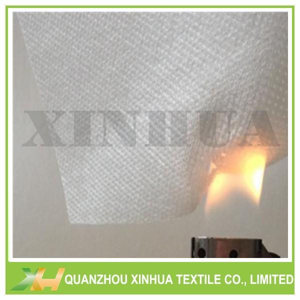 Fire Flame Retardant PP Spunbond Non Woven Farbic