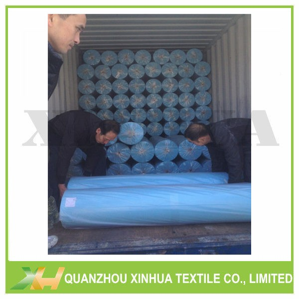 Manufacture PP Spunbond Non Woven Fabric Roll