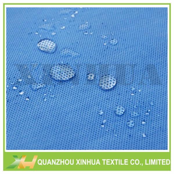 PP Polypropylene Spunbonded Non Woven Fabric