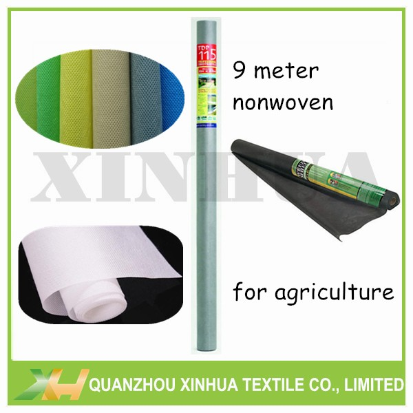 PP Spunbond Nonwoven 10-260g Different Roll Length