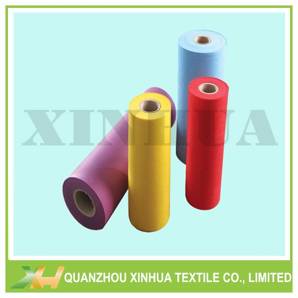 Supply 10-260gsm Spunbonded PP Non Woven Fabric