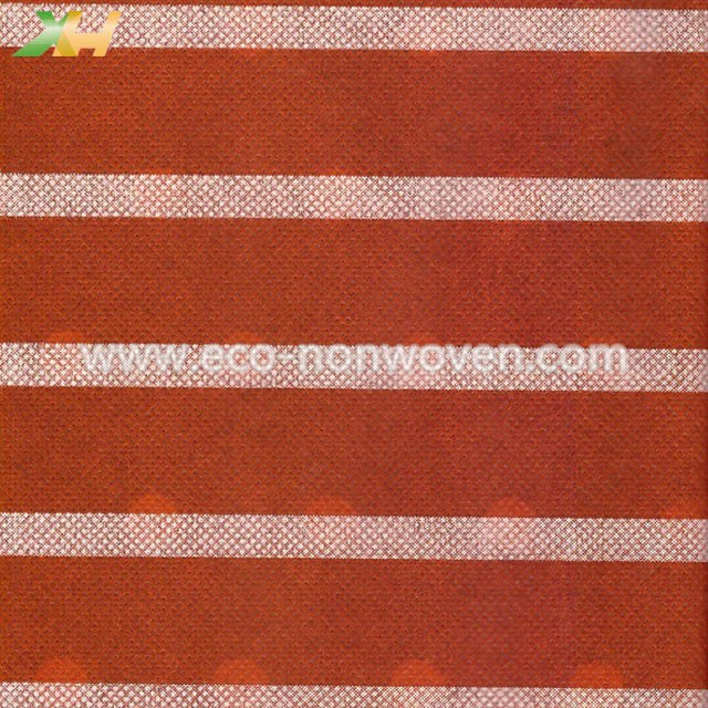 Coloful Printed PP Spunbond Non Woven Fabric for Party