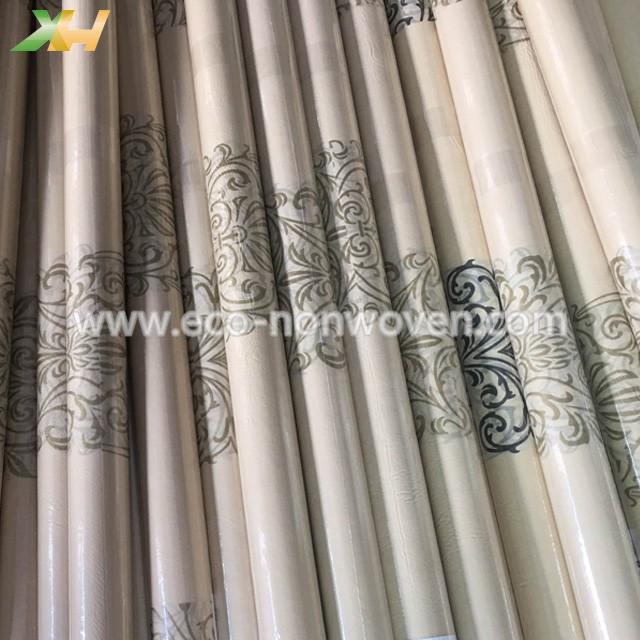 Israel popular pp spunbond non woven print fabric