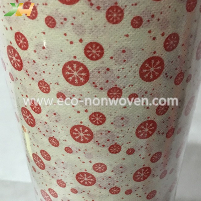 Polypropylene spunbonded/ TNT non woven printed fabric rolls