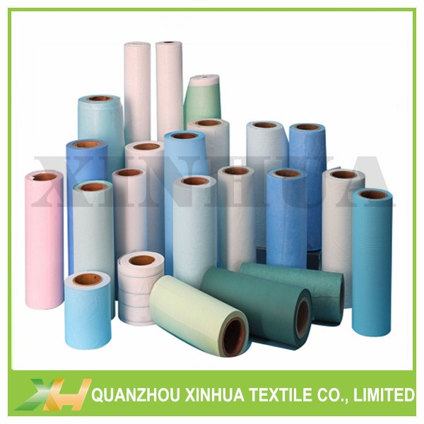 100% PP SMS Medical Nonwoven Fabric