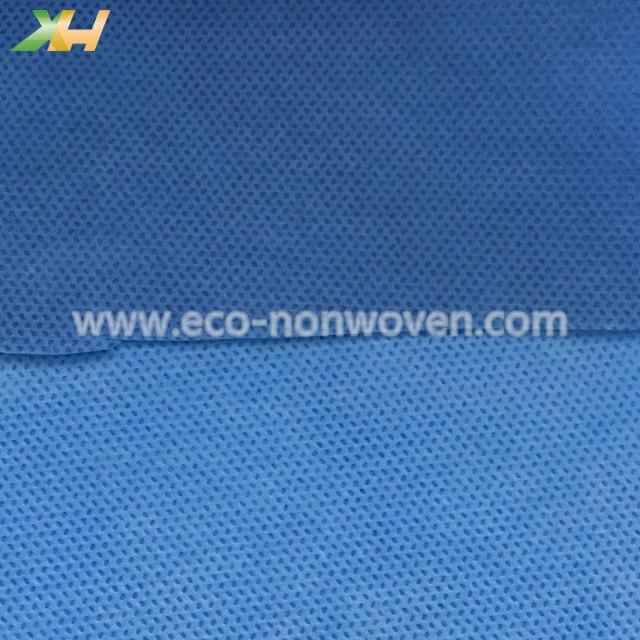 Sms nonwoven fabric for disposable non woven face mask