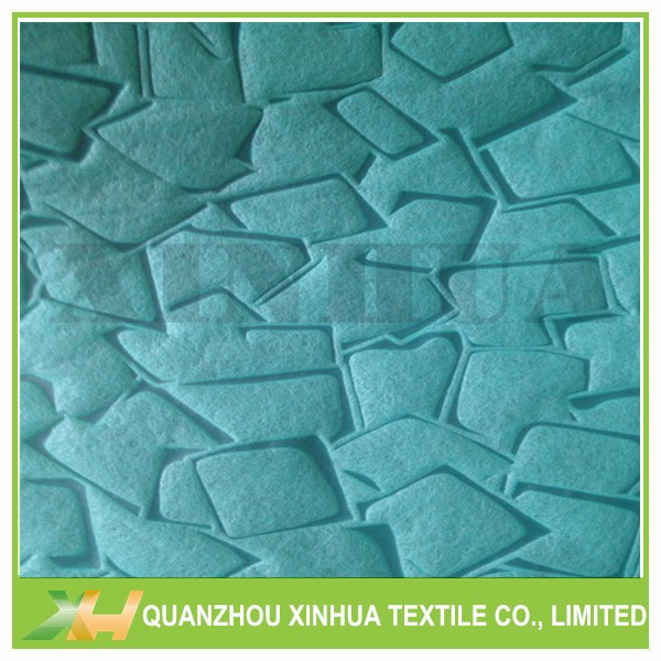 Stone or square Embossed PP Spunbond Nonwoven Fabric