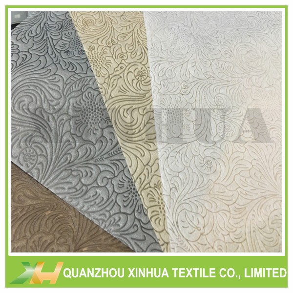 Sunflower Embossing TNT Non woven Fabric for Flowers