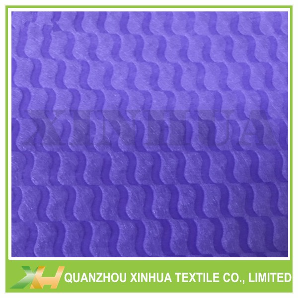 Wave Embossed PP Spunbond Nonwoven TNT Non WovenFabric